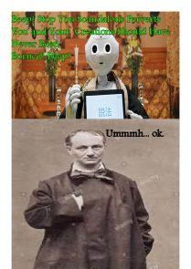 Baudelaire y el robot7