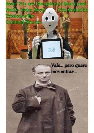 Baudelaire y el robot8