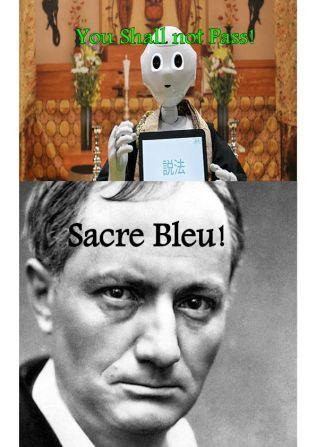 Baudelaire y el robot9